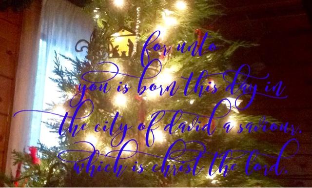 Bible verses Christmas