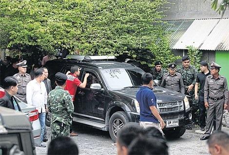 Vi sao canh sat Thai Lan lan ra nghi can danh bom den Erawan  3