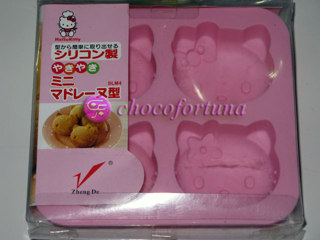 Cetakan Coklat ZDCH-Hello Kitty