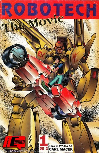 Robotech the Movie 1