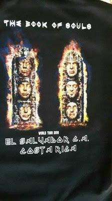 t shirt salvadoreña