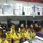 Field Trip to Electronic Showroom (Sr. KG.) A & B 30-7-2015