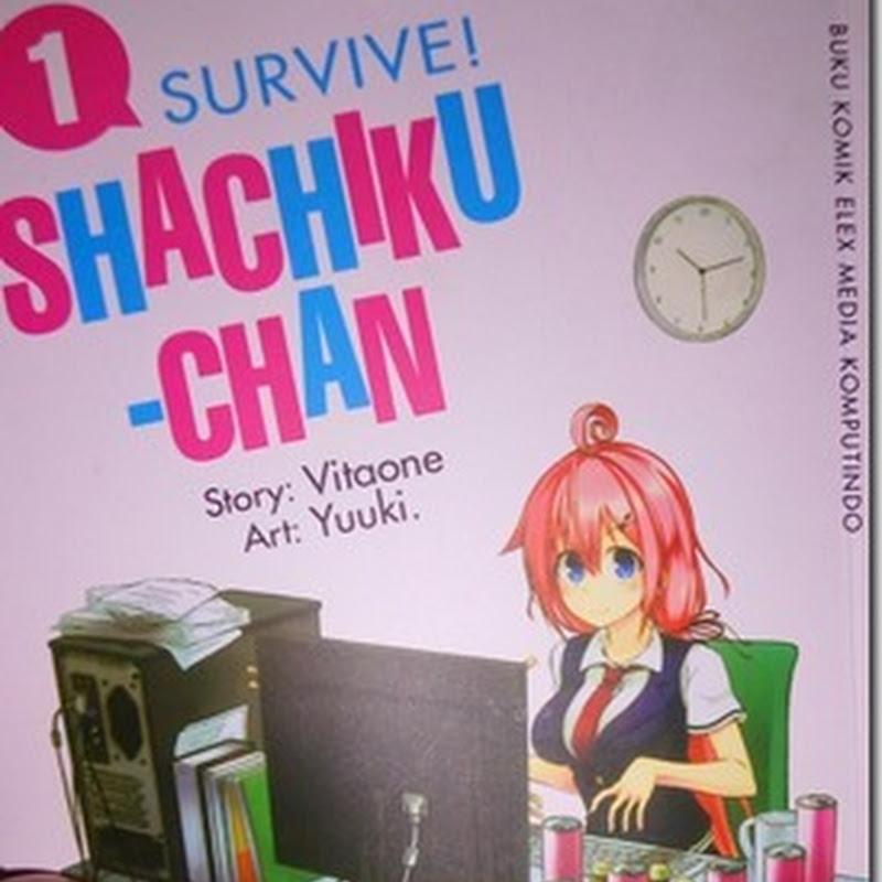 Rekomendasi Manga bulan ini - Survive Shachiku-Chan