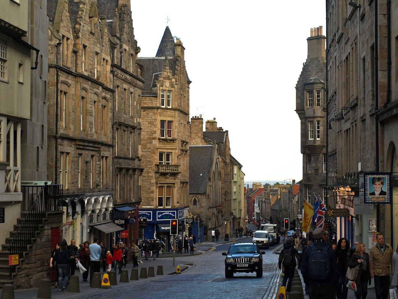 A Weekend Guide to Edinburgh