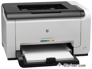 get driver HP LaserJet CP1025 Printer