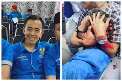 Aktivis PMII terluka saat unjuk rasa, Kuswara mengutuk keras tindakan refresif oknum polisi