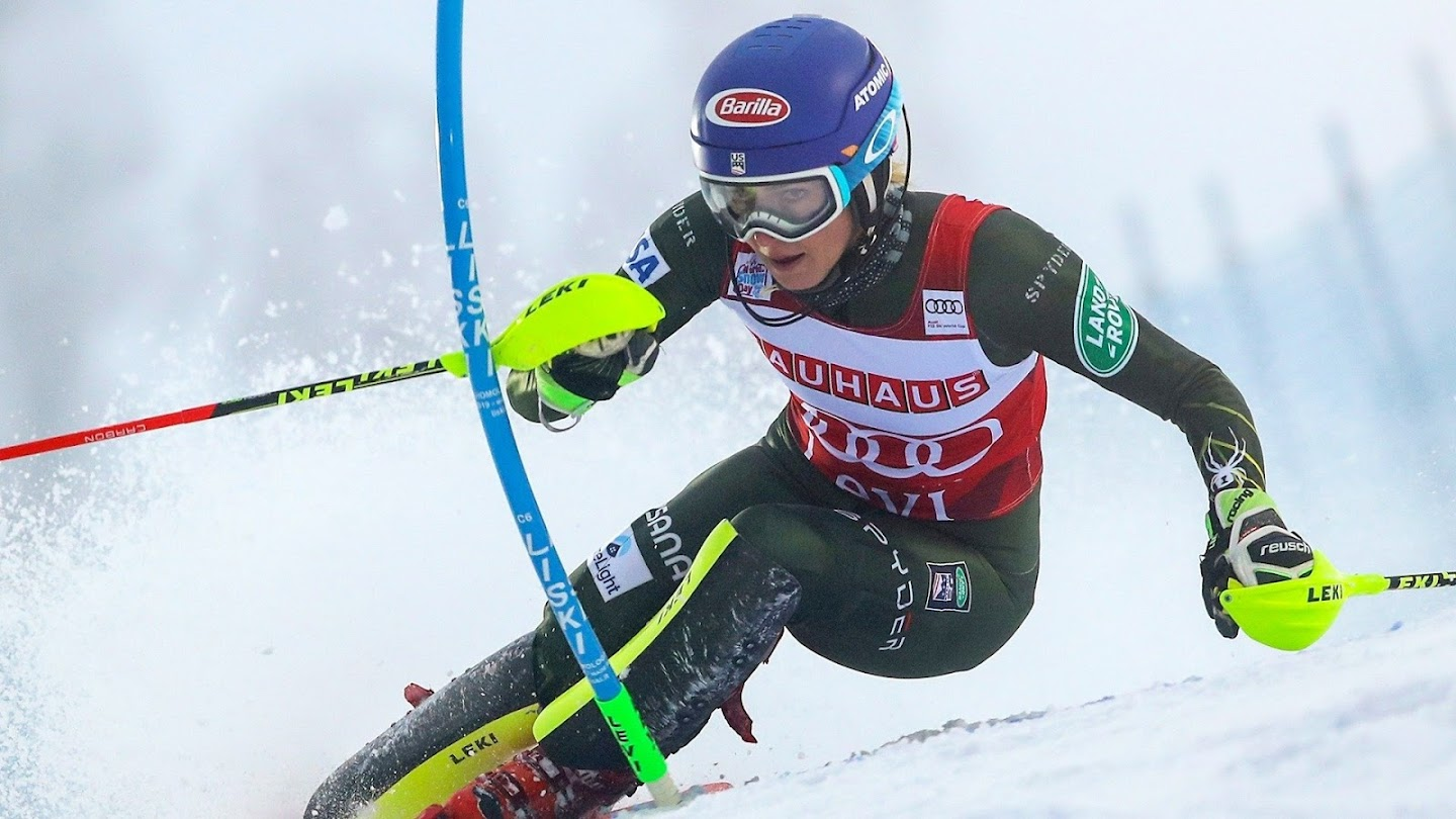 Watch Mikaela's Masterpiece: Shiffrin's 2019 Season live