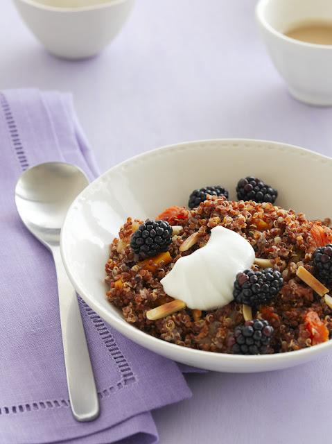 Beneficios de la Quinoa y algunas recetas
