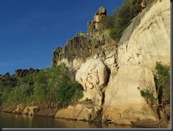 170529 078 Fitzroy Crossing Geikie Gorge NP Boat Trip