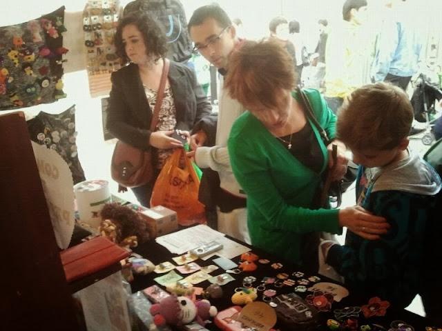 Esperanza Felina en el Mercado Medieval de Vitoria (27, 28 y 29 de Septiembre 2013) - Página 3 040