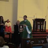 13 Lutego 2013, Medal Przełożonego Generalnego dla pani Elżbiety Gurtler-Krawczyńskiej. - IMG_5518.jpg