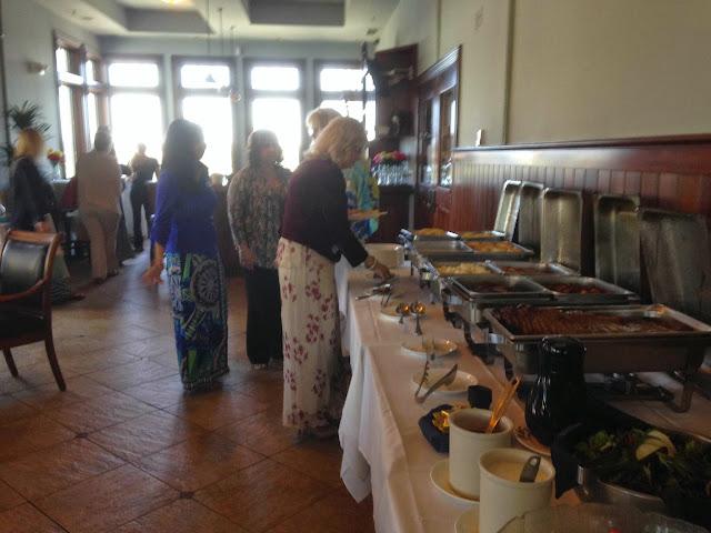 2015 Communion Breakfast at Palencia