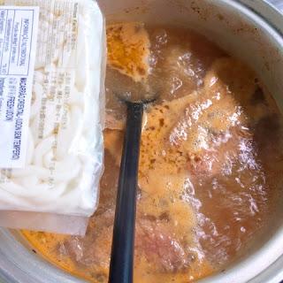 como fazer receita de udon