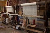 På besøg i et ko-operativ, der laver tæpper