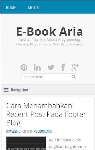 E-Book Aria