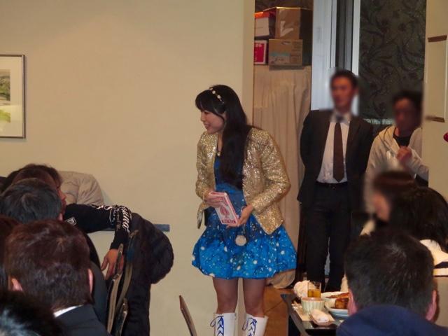 新年会|謹賀新年|女性マジシャン・アリス(有栖川 萌)|☆マジックショー・イリュージョン・和妻の出張・出演依頼受付中☆