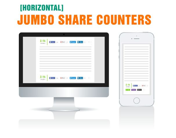 HORIZONTAL SOCIAL SHARING BAR FOR BLOGGER BLOGS