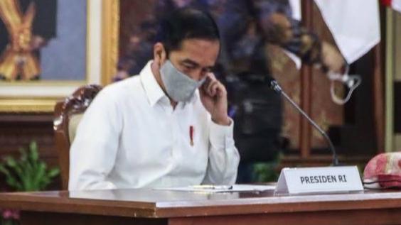 Achmad Purnomo Positif Covid-19, Jokowi Jalani Tes Swab.