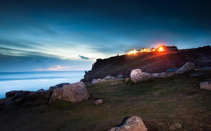 Lands End, Cornwall by SalmanArif1