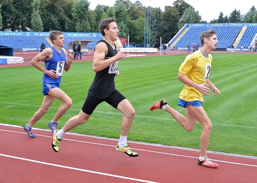 фотографии Чемпионат области Юноши по легкой атлетике