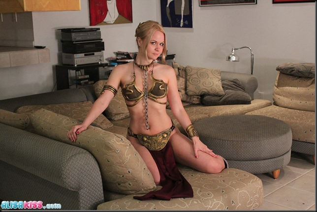 Alisa Kiss - Slave Leia_622921-0002