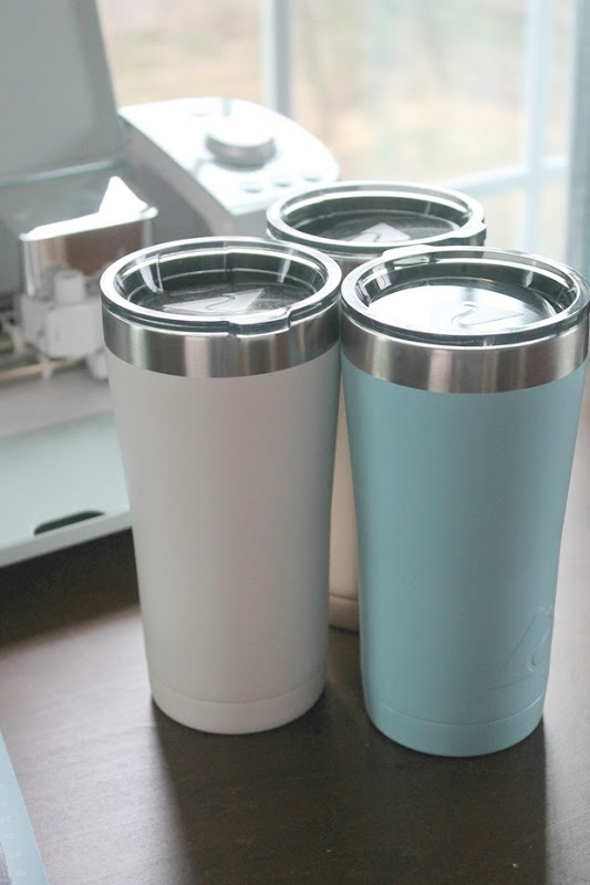 Ginger Snap Crafts Teacher Tumblers With Cricut