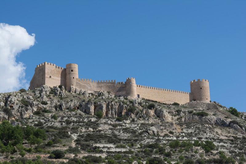 Castillo de Castalla, alicante