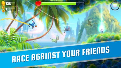 おすすめiPhoneゲームOddwings Escape