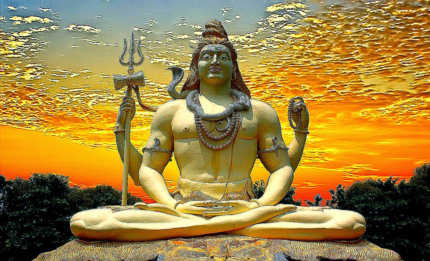 Lord Shiva Hd Wallpapers: Lord Shiva Wallpaper Hd
