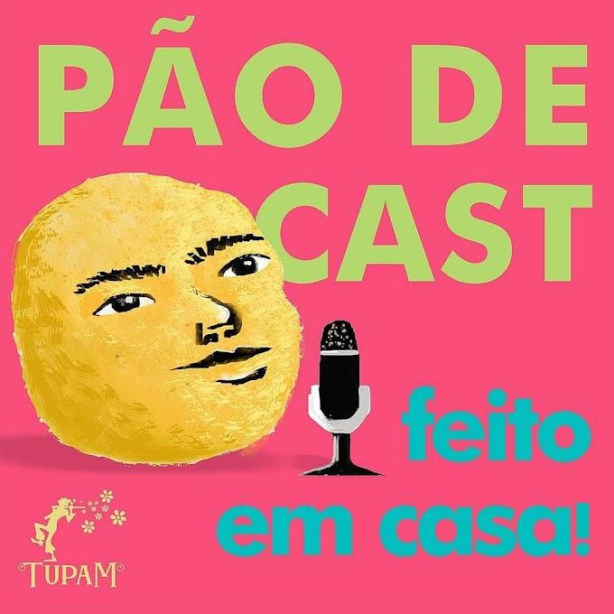 Grupo Tupam lança podcast com cenas curtas