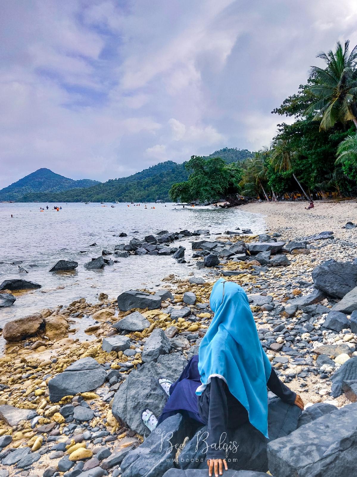 Wisata Pulau Lemukutan Singakwang Kalimantan Barat