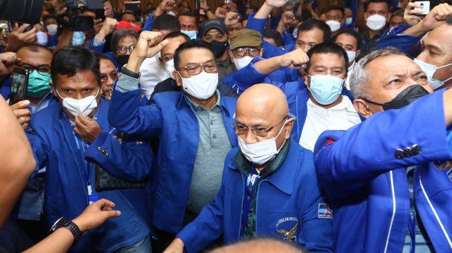 Demokrat KLB Gugat ke PTUN, Kubu AHY: Moeldoko Memalukan!