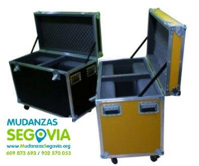 Transportes Remondo Segovia