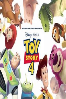 Toy Story 4 (2018) Dublado Torrent