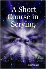 Cover of Benjamin Rowe's Book A Short Course In Scrying