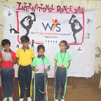 Special Assembly on International Dance Day (Primary) 26.04.2017