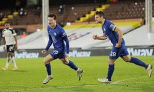 Mason Mount Lone Goal Seals Chelsea Win Over Fulham