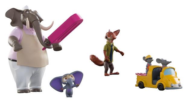 Bộ đồ chơi Operation Red Wood với các nhân vật và đạo cụ
