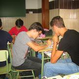 Septiembre 2014 - Convivencia 1º Bachillerato