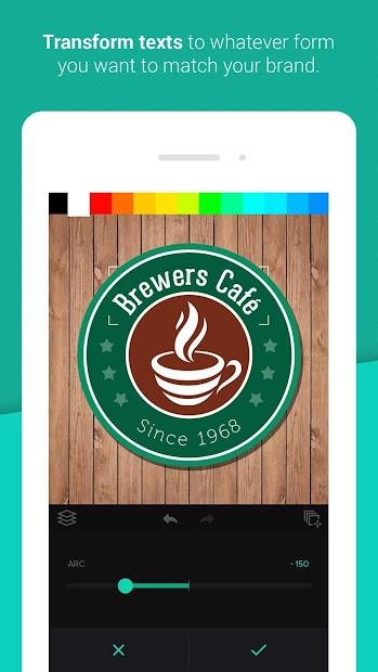 Logo Maker & Logo Creator screenshot 3