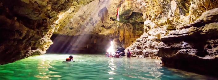 wisata goa pindul gunung kidul yogyakarta