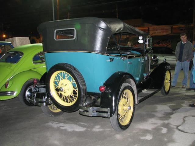 Ford A Phaeton n1929