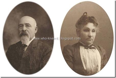 Gunzendorfer Ferdinand and Fannie