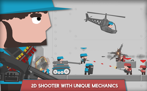 Armed Clone Apk Mod V1.2 (Unlimited money)