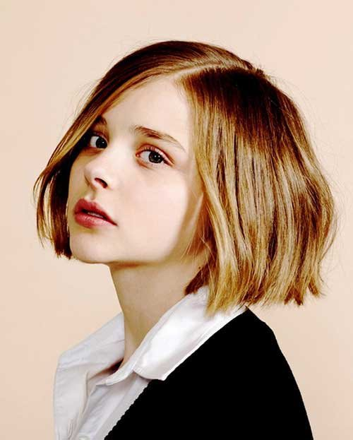 Fine Short Blunt Line Bob Hairstyles For 2017 Styles Art