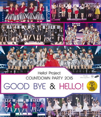 [TV-SHOW] Hello!Project COUNTDOWN PARTY 2015 ~ GOOD BYE & HELLO! ~ (2016/04/06)