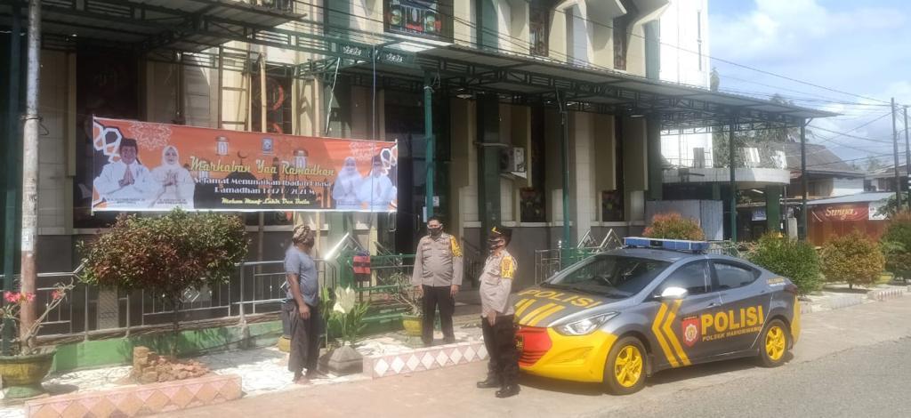 Polsek dan KUA Marioriwawo Laksanakan Kunjungan Silaturahmi Kepada Pengurus Masjid