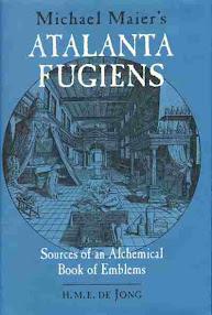 Cover of Michael Majerus's Book Atalanta Fugiens