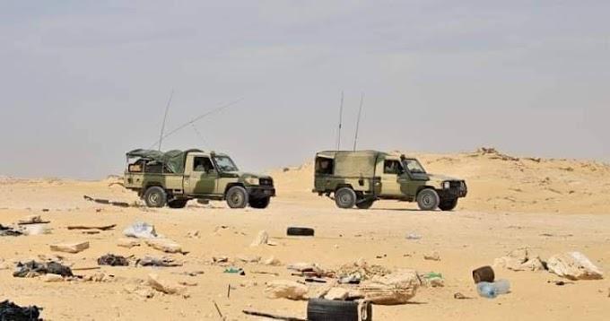 Marruecos sigue sembrando minas en el muro para reforzar y ampliar su ocupación del Sáhara Occidental.