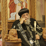 His Holiness Pope Tawadros II visit to St. Mark LA - _09A9172.JPG